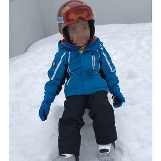 Descente Boy's Ski Suit