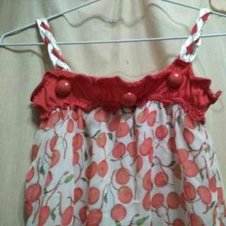 🚚 吊帶短洋裝
