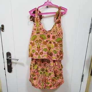 H&M Luau Dress