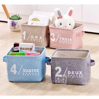 Korean style storage organiser bag