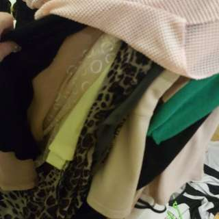 many ladies dresses and top for sale 3 for $12