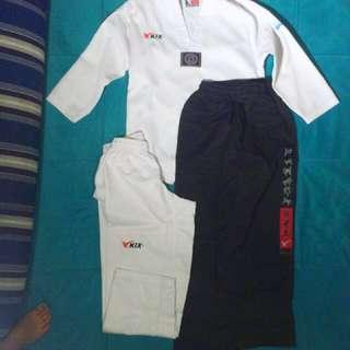 Taekwondo uniform extra pants