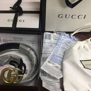 CHRISTMAS SALE Gucci Belt