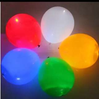 LED 燈汽球 派對 汽球 派對用品