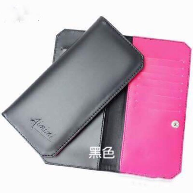 新款正品卡包超薄卡夾多卡位卡片包女式韓版可愛女士長款錢包錢夾