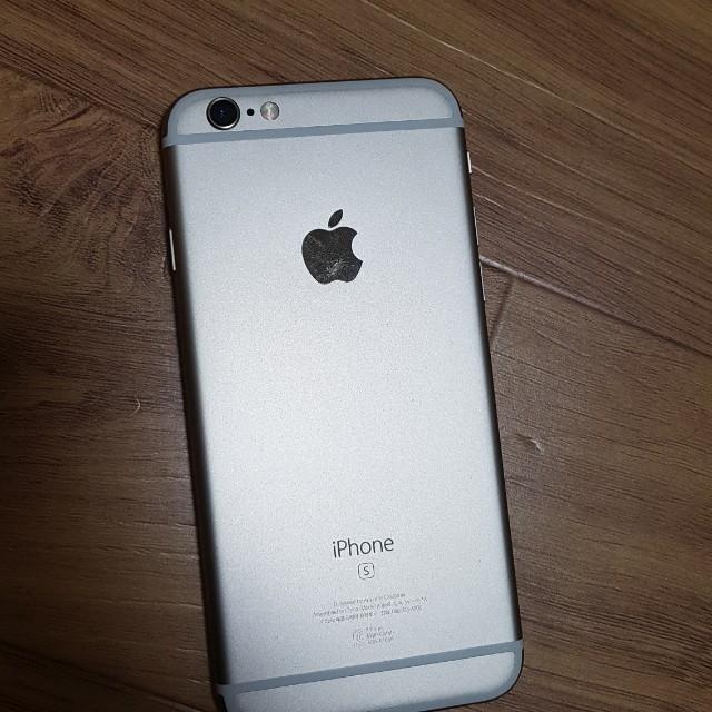 아이폰 6s 로즈골드