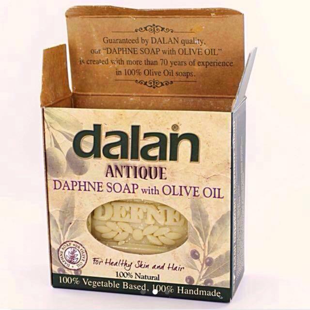 (全新)土耳其手工純天然月桂橄欖油香皂/肥皂 可洗髮、洗臉