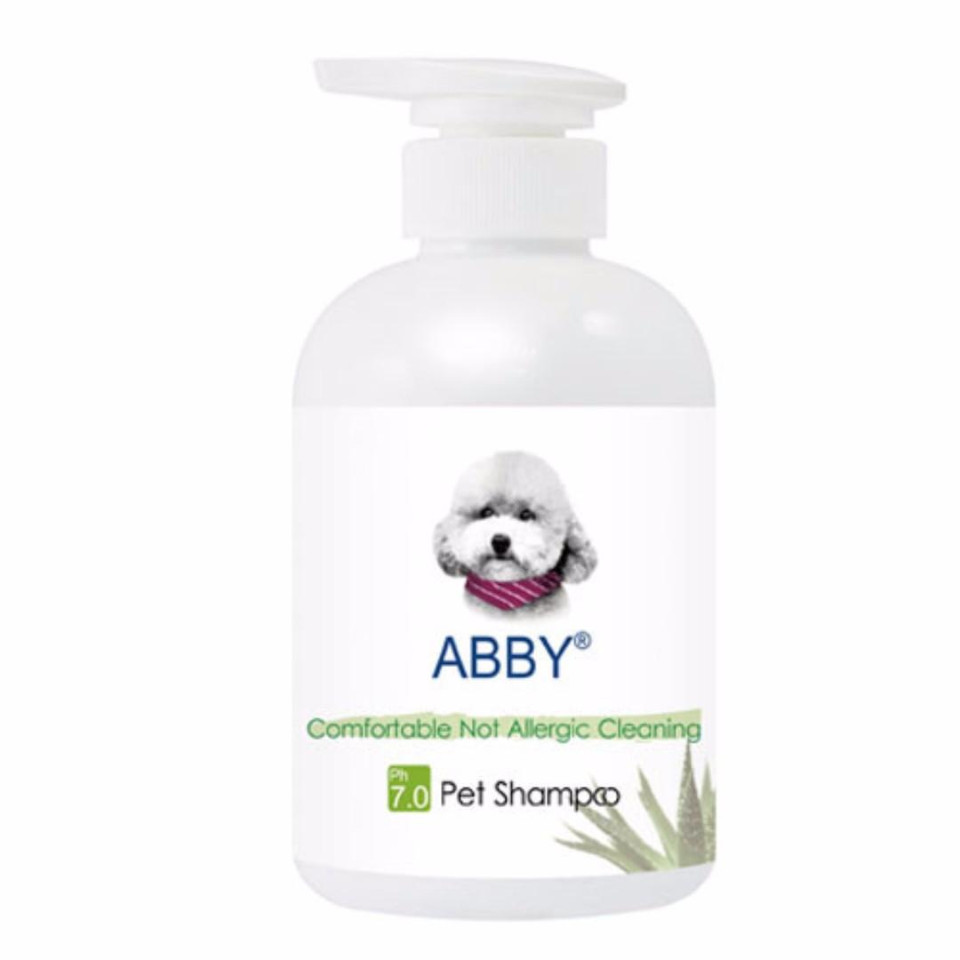 寵愛物語 ABBY寵物洗毛精-舒緩抗敏 400ml