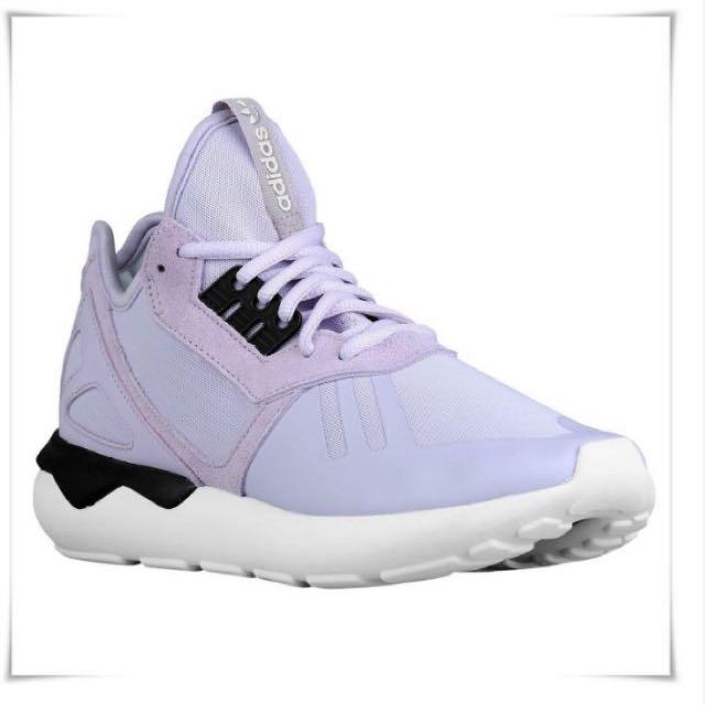 愛迪達 adidas Originals Tubular Runner Casual 薰衣草紫 女款慢跑鞋 Y3