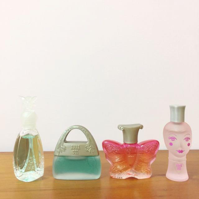 #我有香水要賣 Anna Sui 小香(組售)