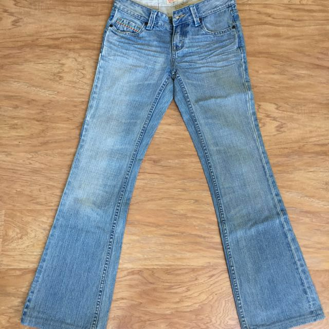 #兩百元丹寧_IBS 經典🌈小喇叭牛仔褲27