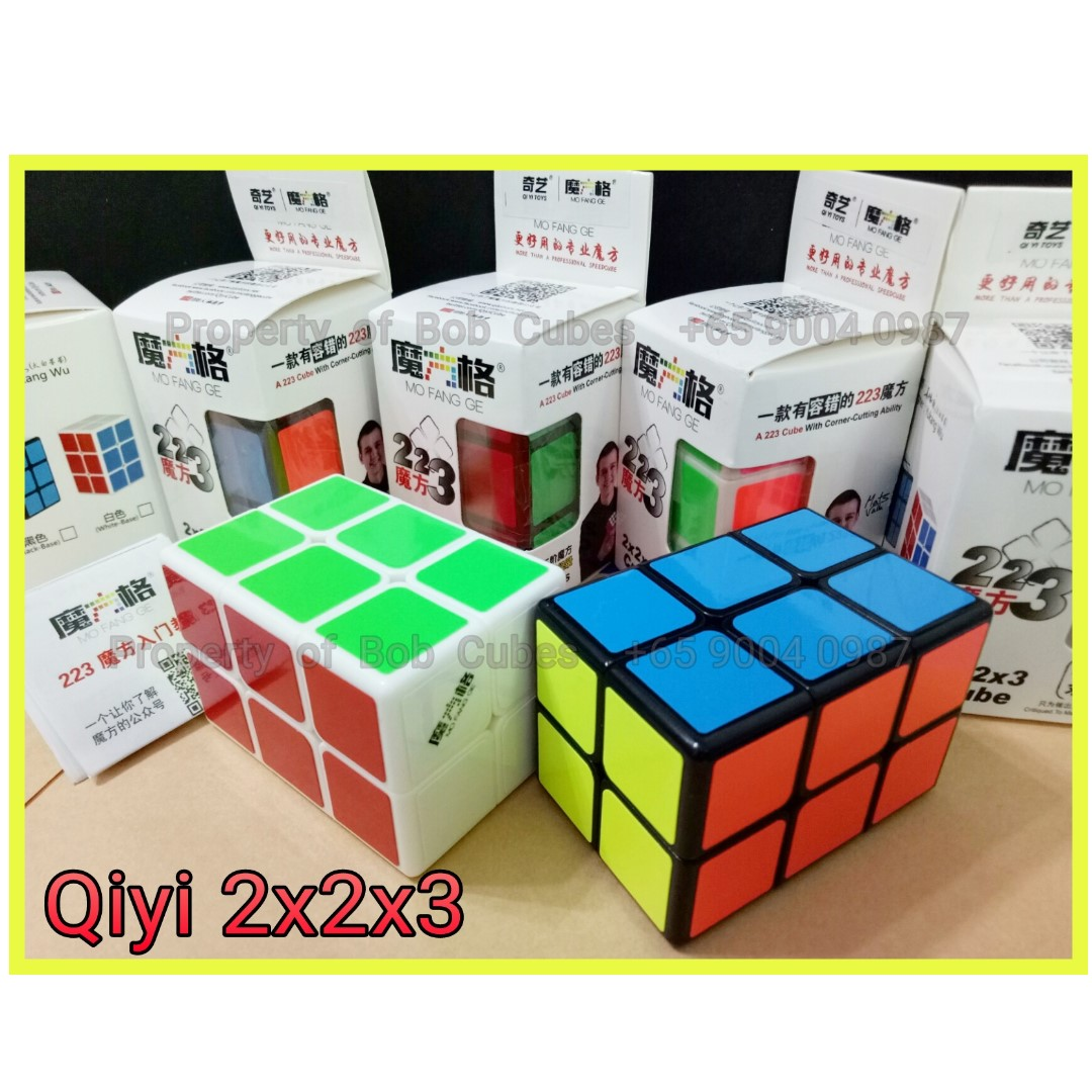- Qiyi 2x2x3 Cube for sale -  Brand New Cube