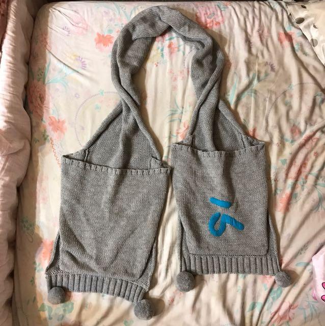 a la sha圍巾