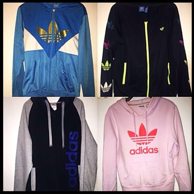 Adidas Jackets, Hoodies