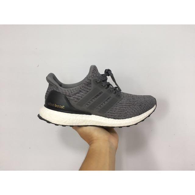 4947a39d707b3 ... canada adidas ultra boost 3.0 mystery grey mens fashion footwear on  bad52 8e993 ...