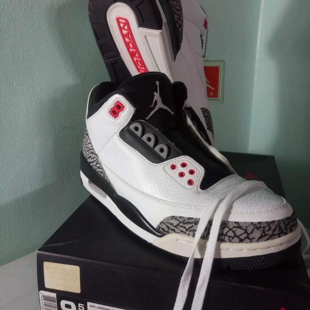 Air Jordan 3 Retro [selling on behalf of my brother]