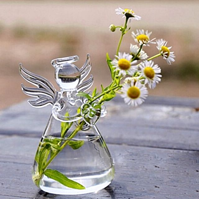 Angel Flower Vase