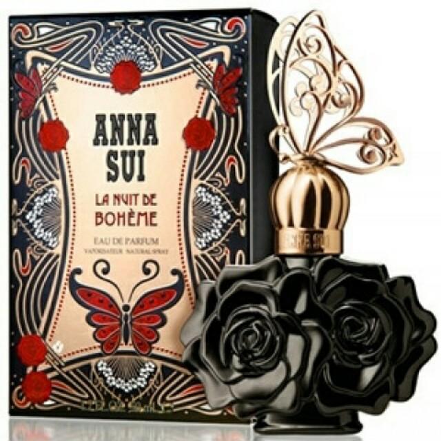 arfum Anna Sui La Nuit de Boheme For Women EDP 75ml