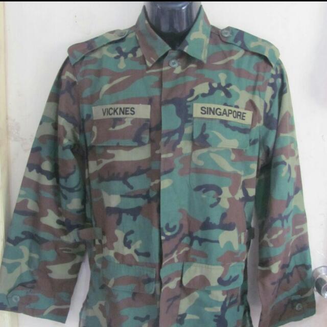 Army ori singapore