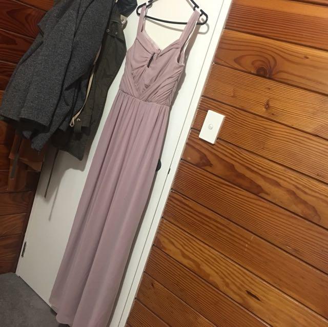 Asos Long gown