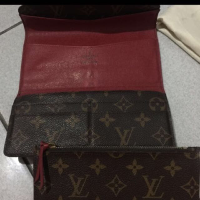 c0adcc395c Authentic LV Josephine Wallet in Mono for selling cheap