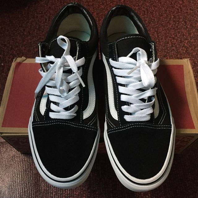 Authentic Vans Old Skool Classic Shoes