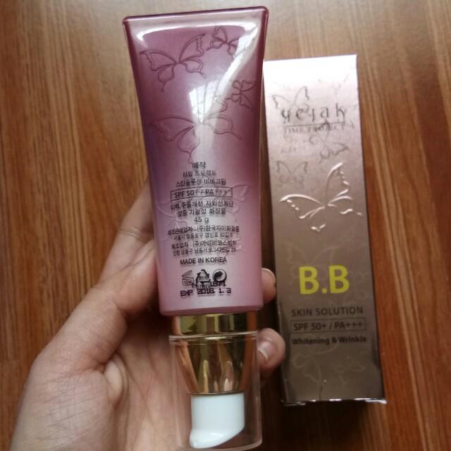 Kết quả hình ảnh cho Yejak BB Cream