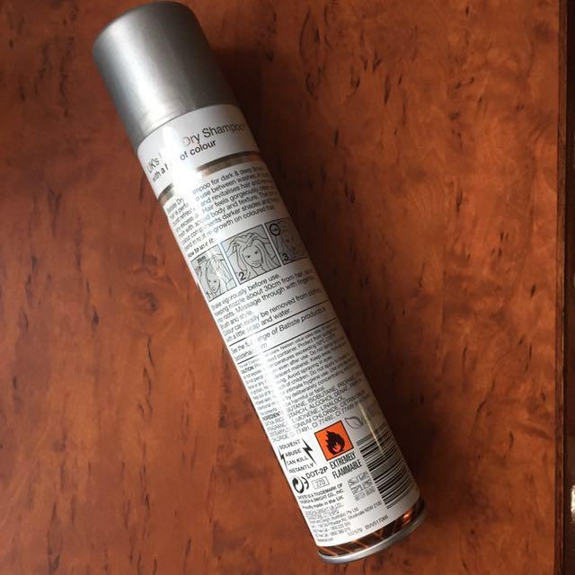 Batiste Dry Shampoo For Brunettes