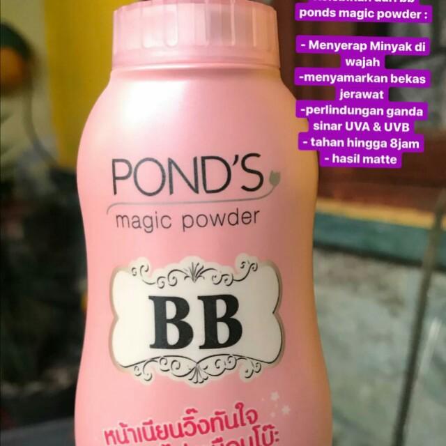 Bb powder ponds