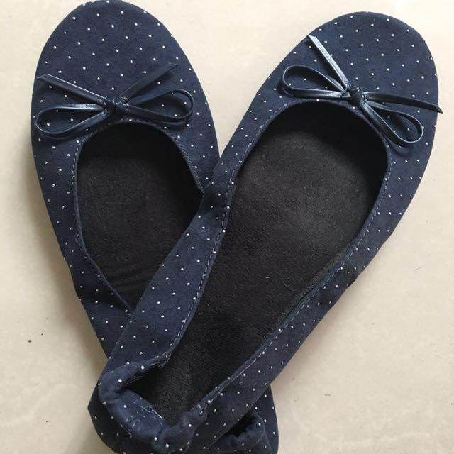Bench Pocket Ballerina Shoes