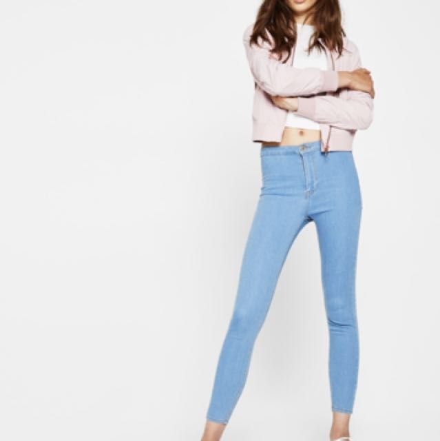 BERSHKA DENIM JEGGGING