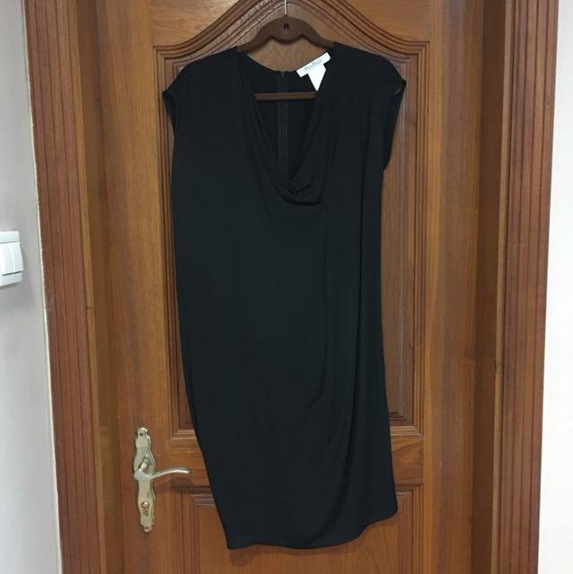 Black Max Mara Dress