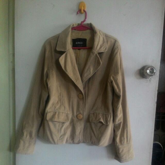 Blazer Type Jacket