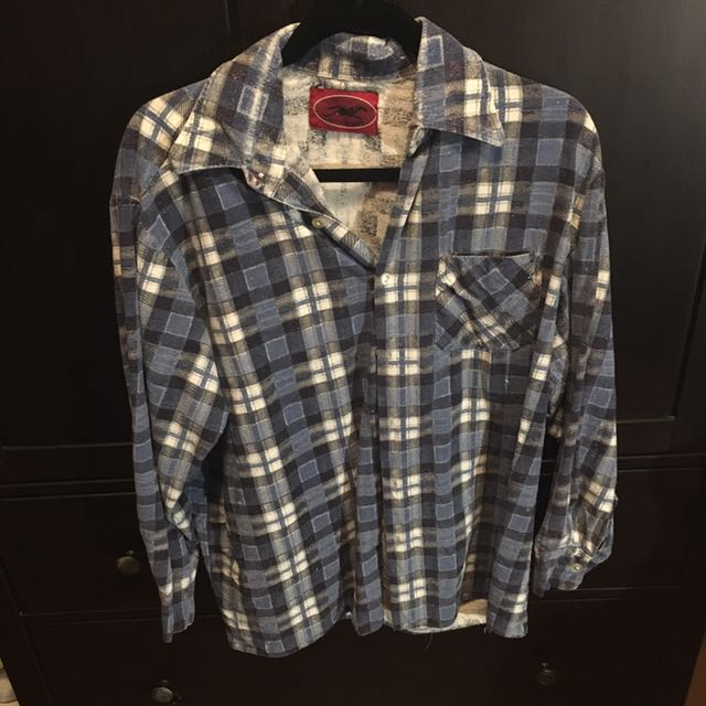 Blue Flannel
