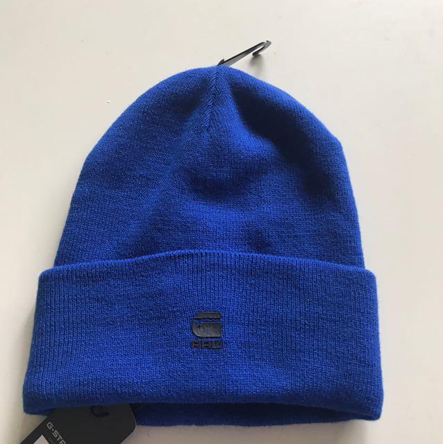 38c78bd38 BN G-STAR RAW unisex Beanie /hat