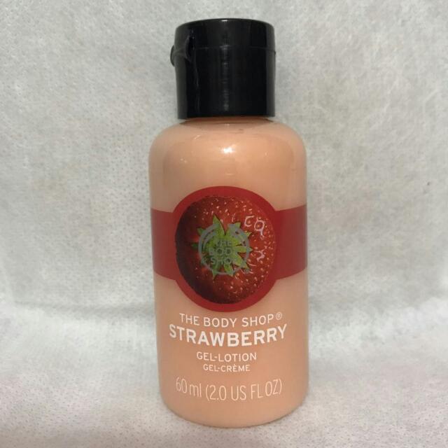BODY SHOP Body Lotion Strawberry