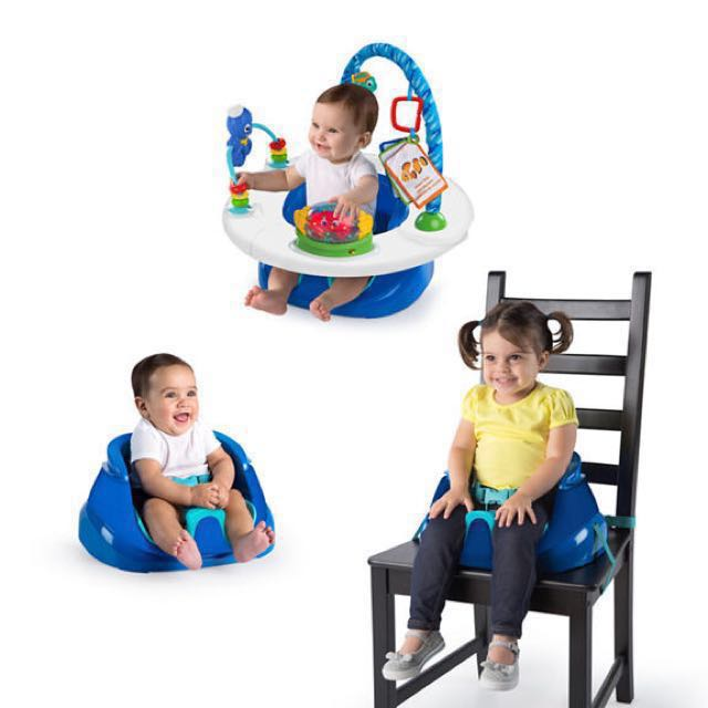 f85886b25518 Brand new Baby Einstein 3 in 1 snack   play discovery seat