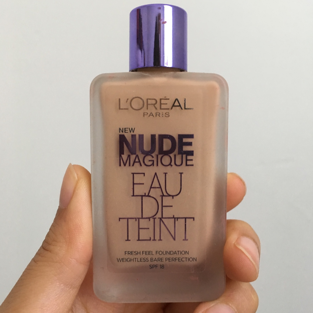 BRAND NEW L'oreal Nude Magique Eau De Teint Foundation