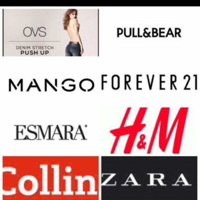 Branded for less