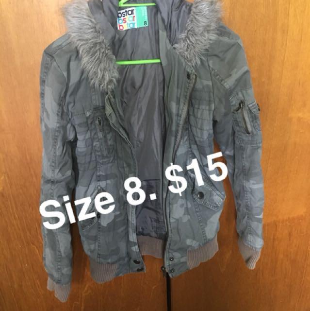 Cameo jacket