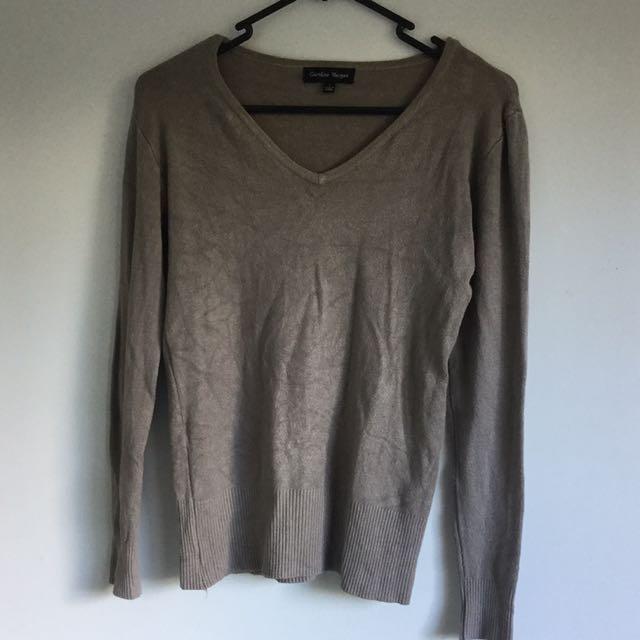 Caroline Morgan sweater