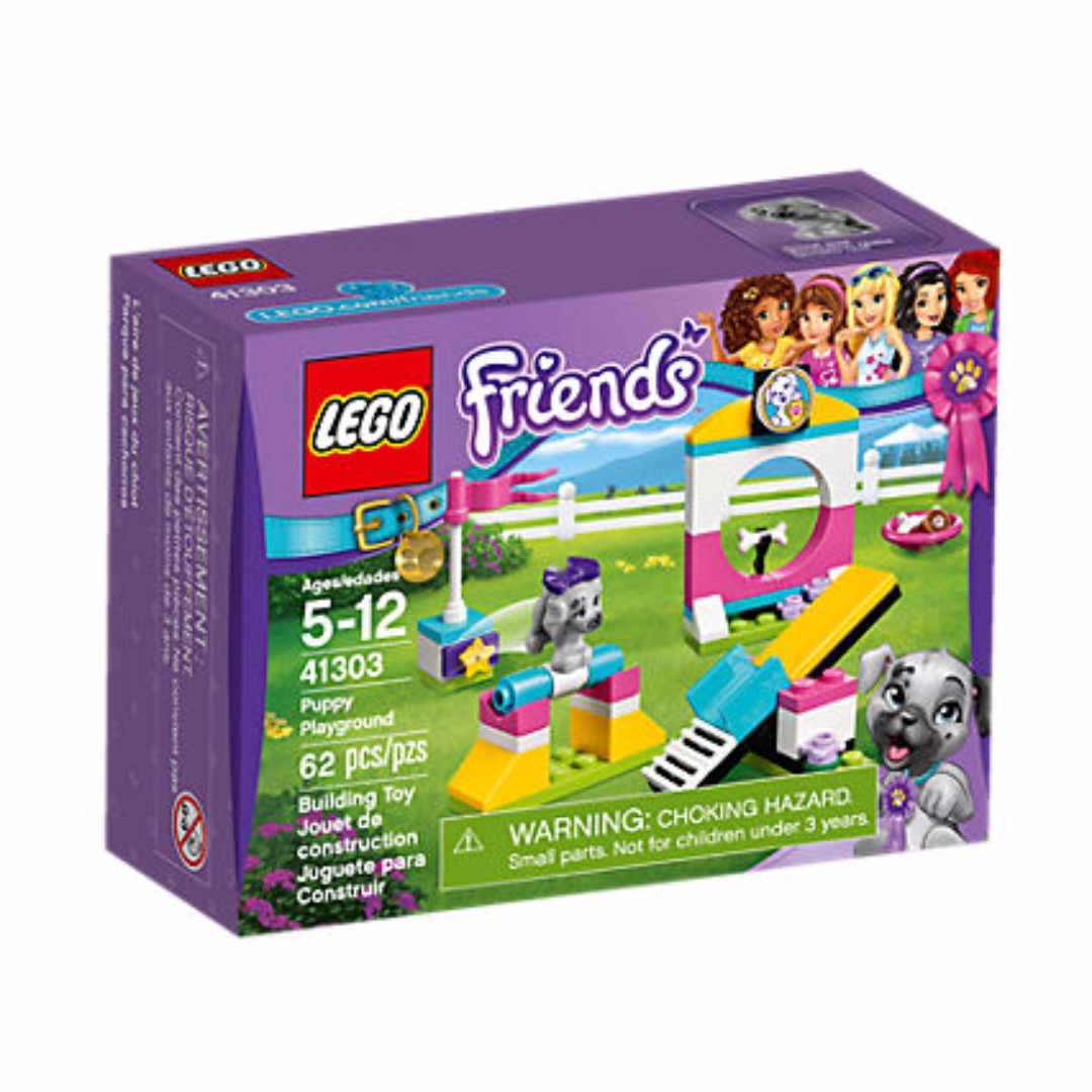 Lego Friends Christmas Sets.Christmas Sale Lego Friends Puppy Playground 41303