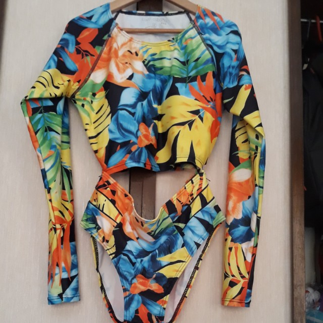 Coco Cabana 2-piece Draped Swimsuit