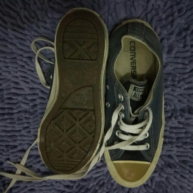 Converse Navy 4 1/2