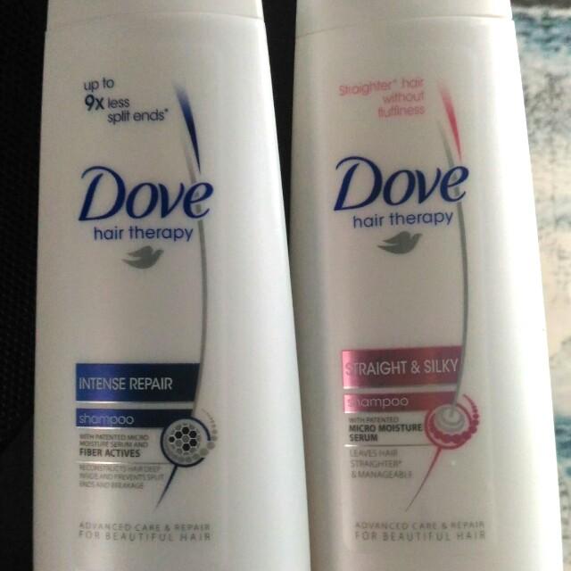 Dove Shampoo 180ml