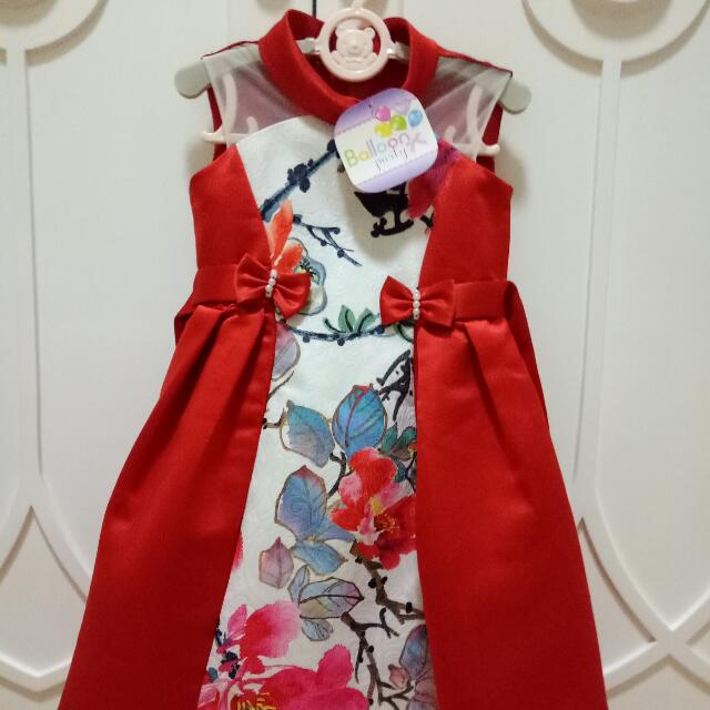 dress red for kids
