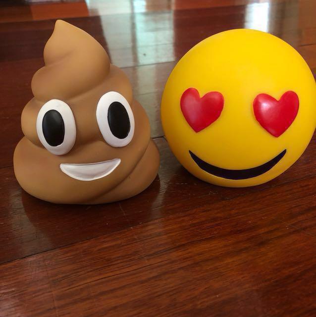 Emoji Lamps $9 each