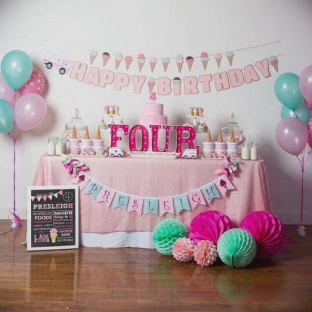Event Planner Birthday Dessert Party Table Services Others on