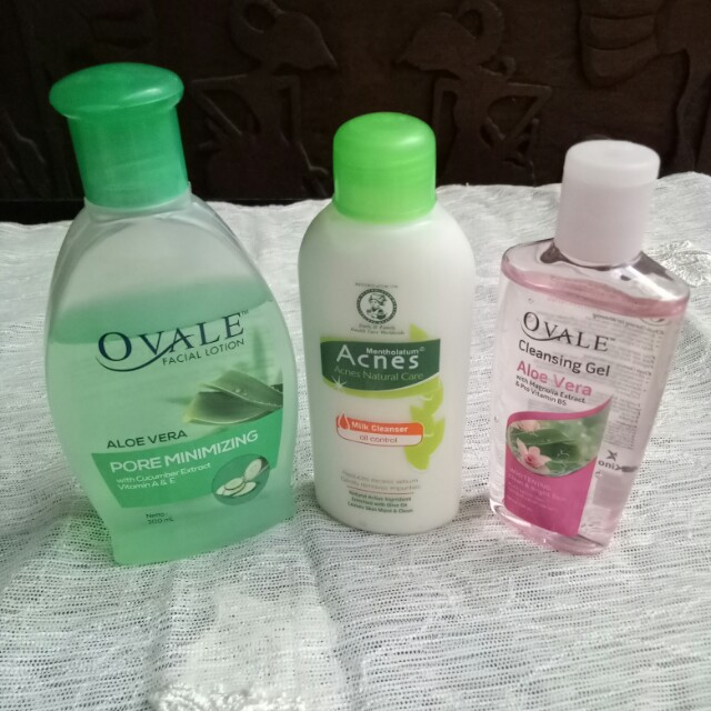 Facial Cleanser Package
