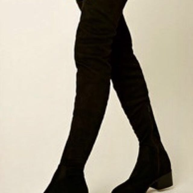 Forever 21 Long boots size 8
